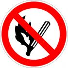 Забранено е паленето на огън