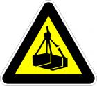 Опасност от падане на товари