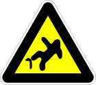 Опасност от падане
